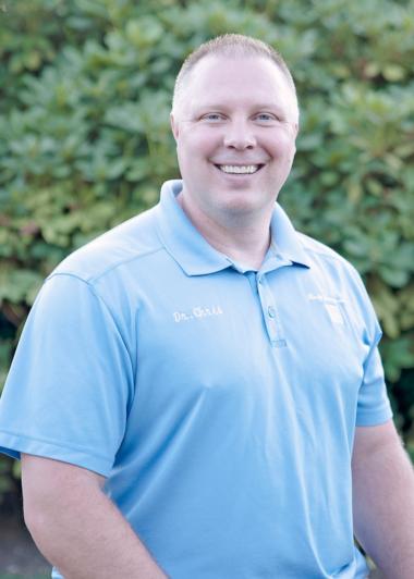 Puyallup chiropractor Chris Pirone
